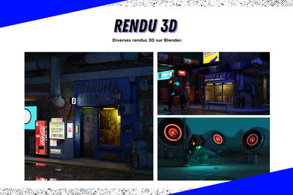 Rendu 3D