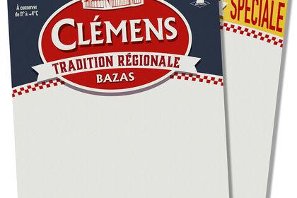 Étiquettes Clemens