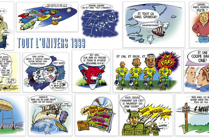 Tout l'Univers 1999