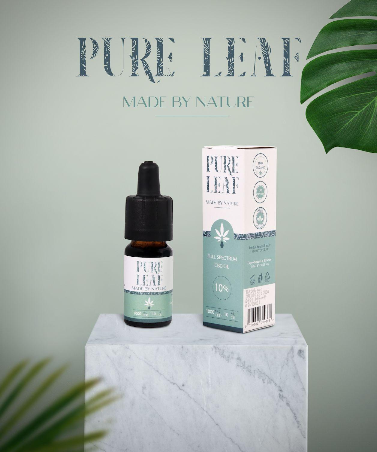Pure leaf packaging
