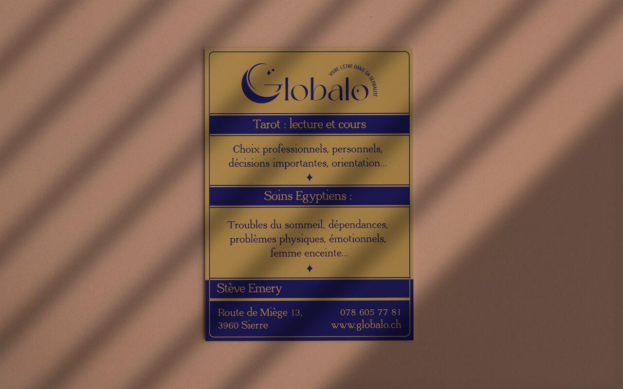 Flyer pour Globalo