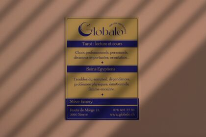 Flyer pour Globalo