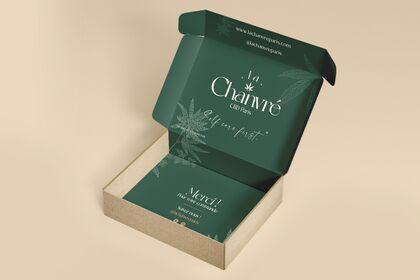 Packaging Box - La chanvré paris