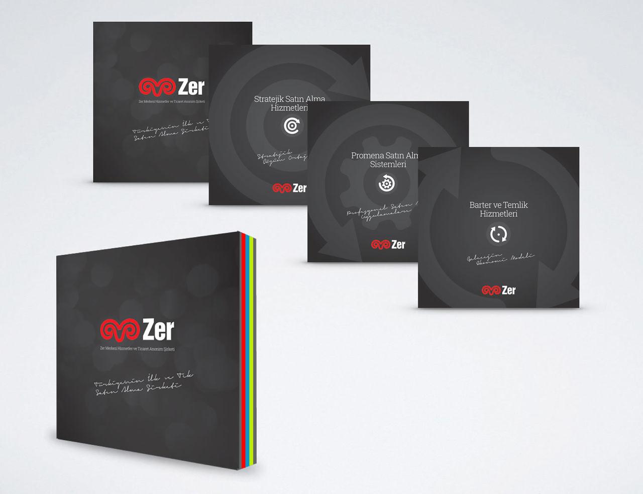 Catalogue corporatif pour une entreprise