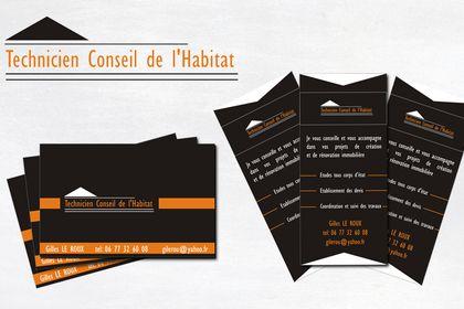 Logo, flyer, carte de visite