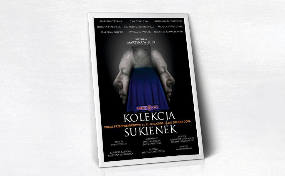 Réalisation de l'affiche pour le film