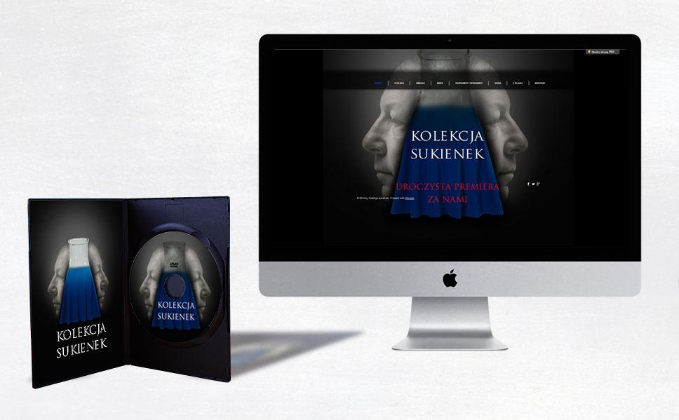 Réalisation de T-shirt, pochette de DVD