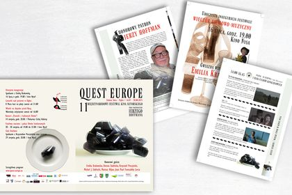 Le cataloque de Quest Europe 2015