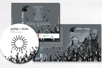 Réalisation de pochette de CD, PAO