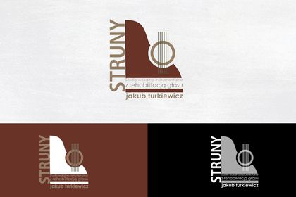 Logo pour le studio vocal  STRUNY