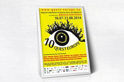 Affiche - Quest Europe 2014
