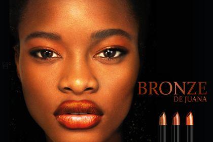 Publicité fictive make up