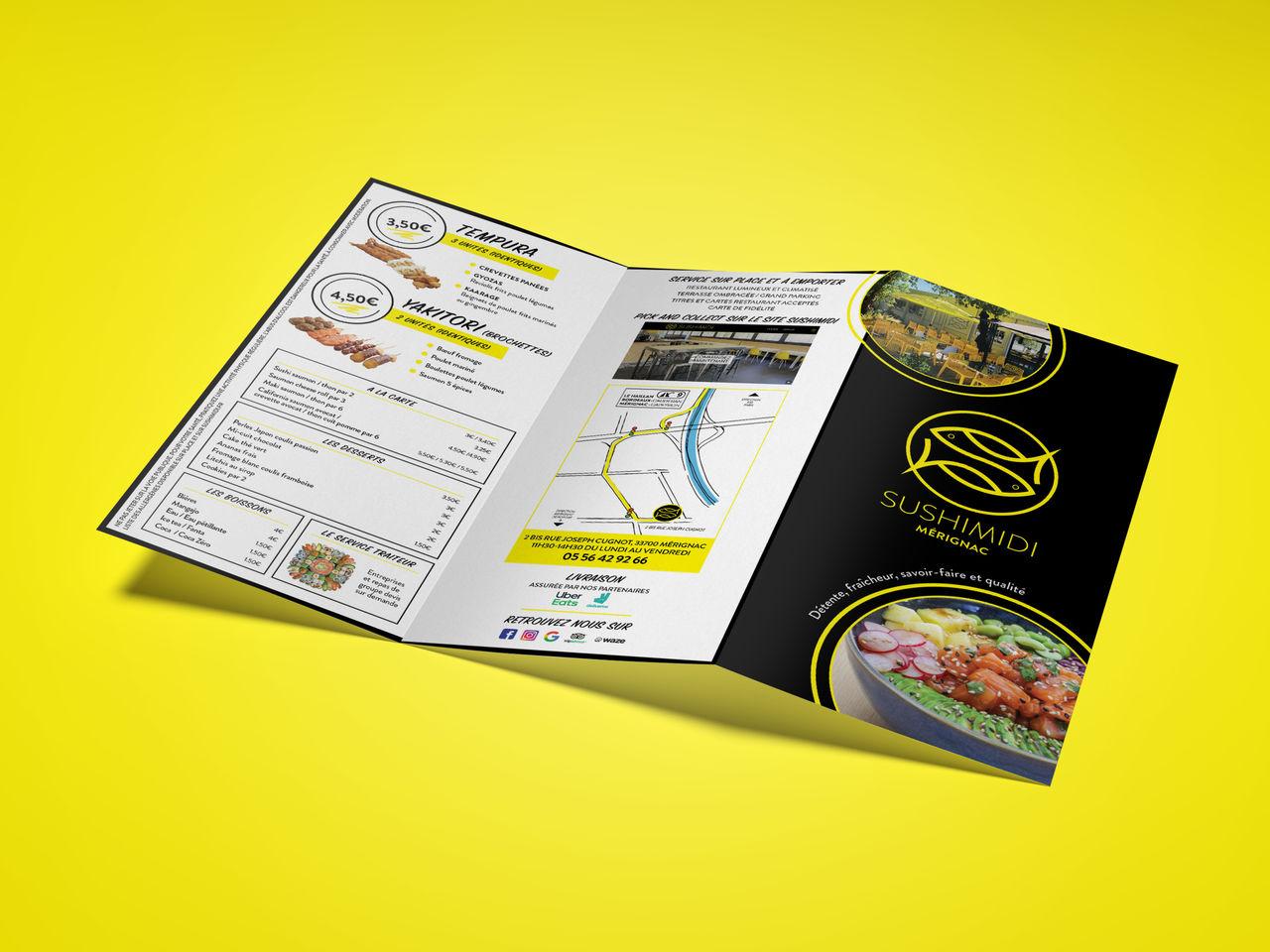 SUSHIMIDI - Restaurant de sushis