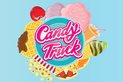 CANDY TRUCK - Food truck