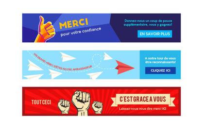 BANNIERE WEB - Agence de marketing digital