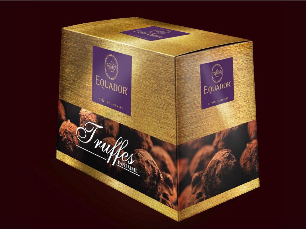 EQUADOR Chocolats