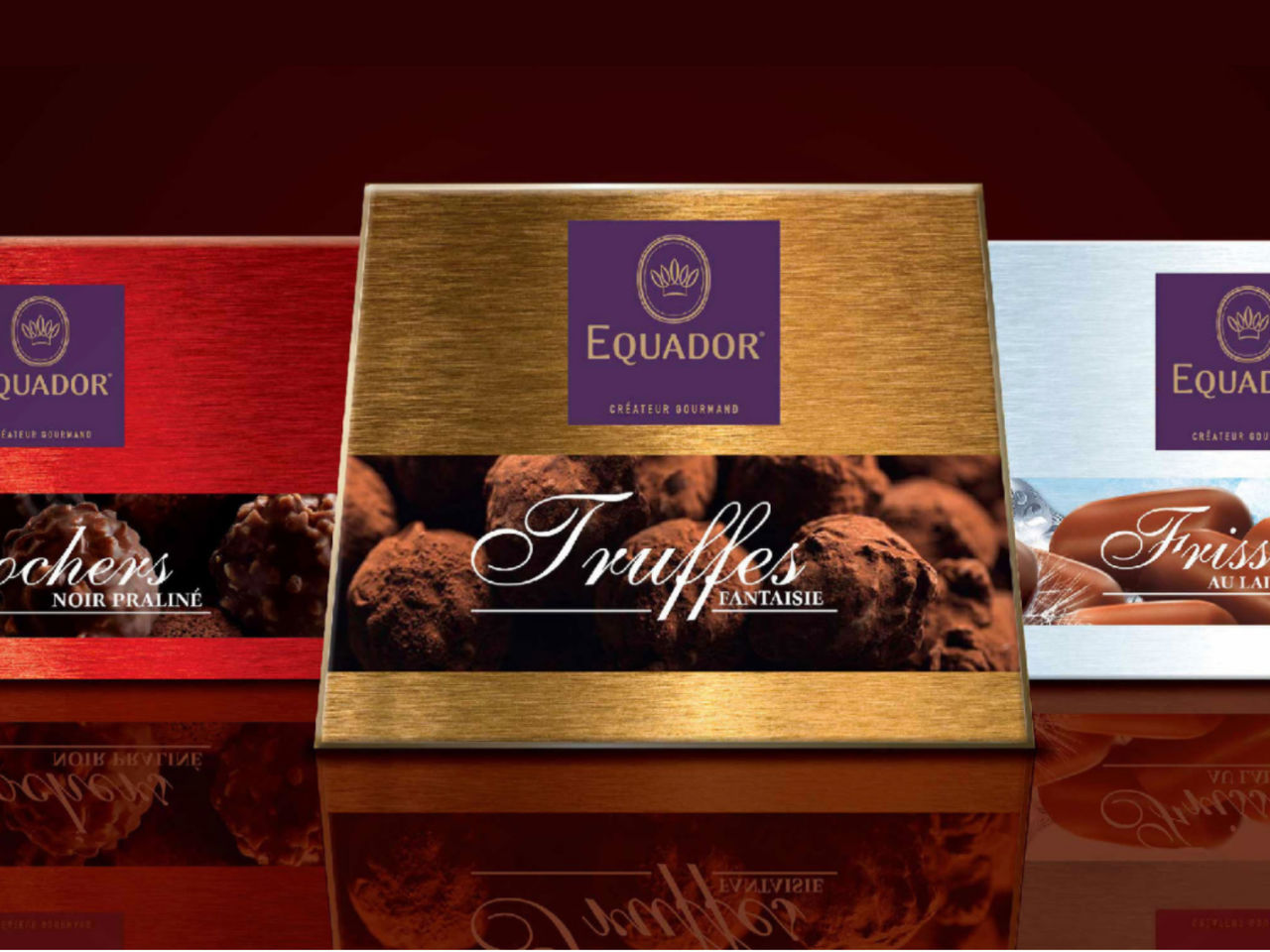 EQUADOR Chocolats