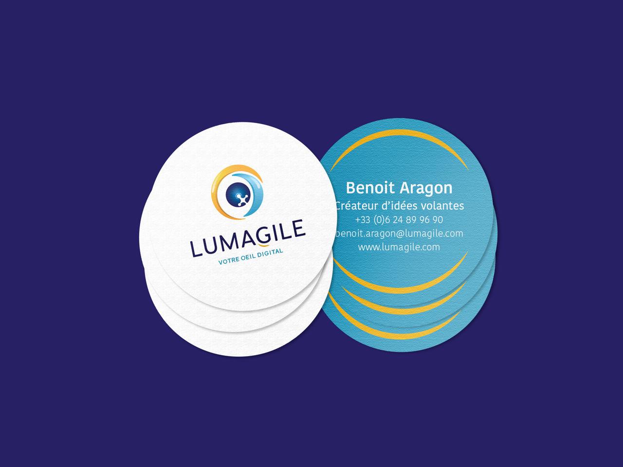 LUMAGILE - Start-up de visites virtuelles