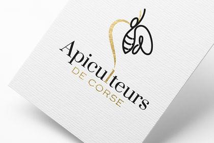 Logo Apiculteur