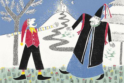 Illustration pour livre d'enfant