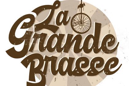 "Logo ""la Grande Brasse"""