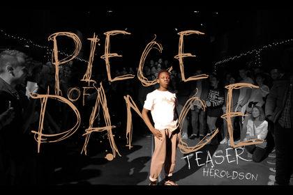 Vignette Youtube : piece of Dance Teaser