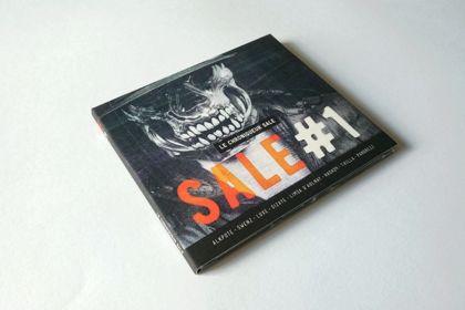 Sale #1 - Pochette d'album