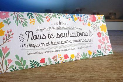 Dame Béatrice - Carte d'anniversaire