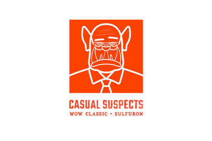 Logo - Casual Suspects
