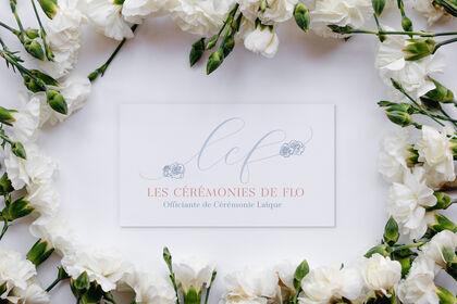 Logo Officiante de Cérémonie Laïque