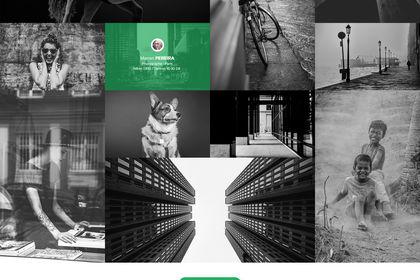 Concept site photographie