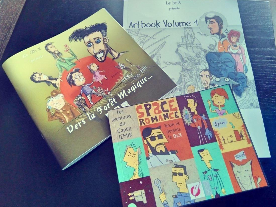 La collection complète des romans graphiques