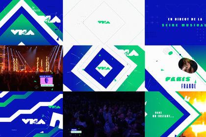 MotionDesign - MTV VMA 2020