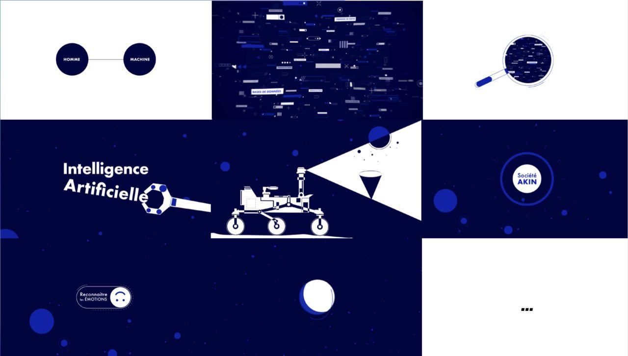 MotionDesign - IA dans l'astronomie