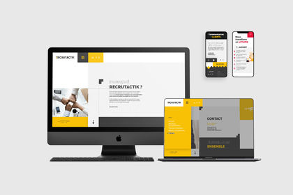 WebDesign - Recrutactik