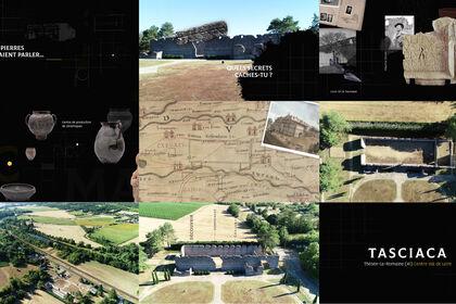 Motion design et captage vidéo pour Tasciaca