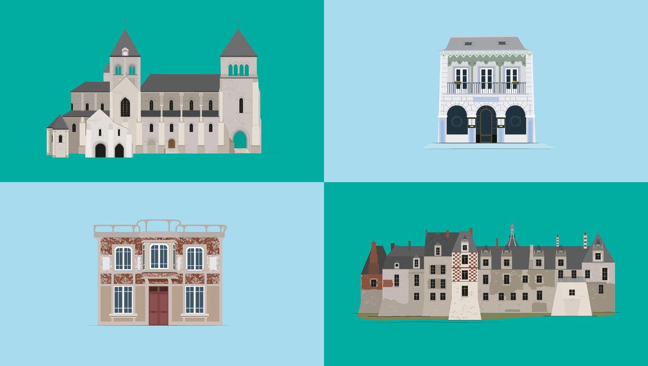 Illustration - Office de tourisme