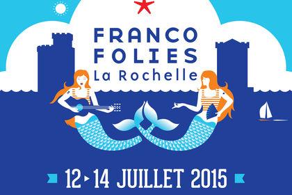 Affiche FRANCOFOLIES 2015