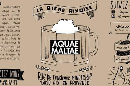 Packaging design pour carton de bières artisanales