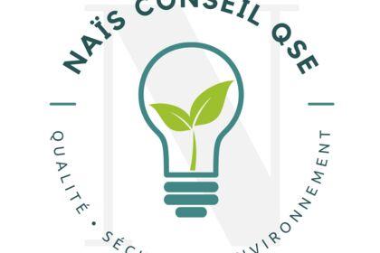 Logo pour consultante QSE