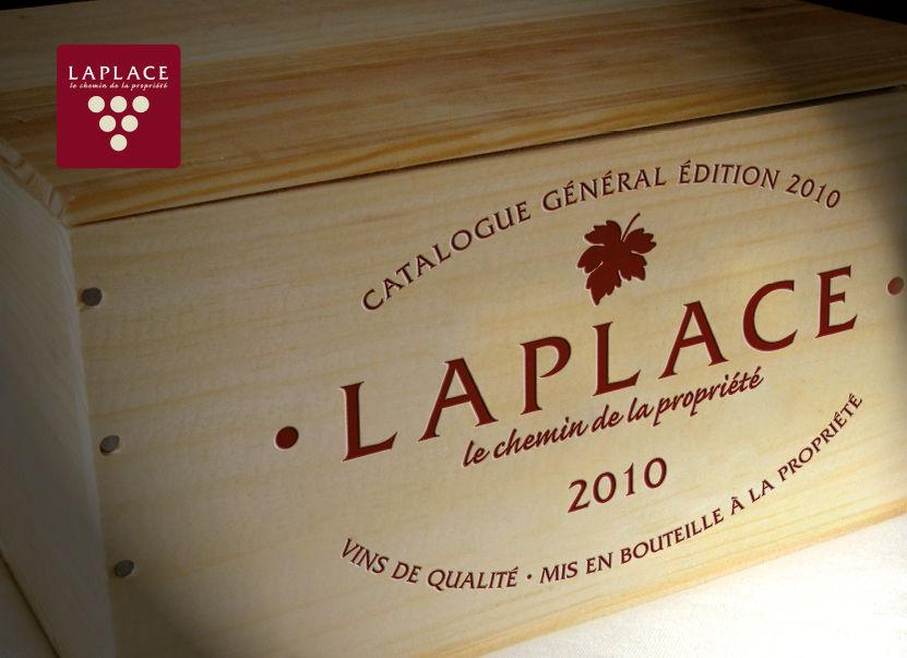 """Catalogue """"Laplace"""" 2010"""