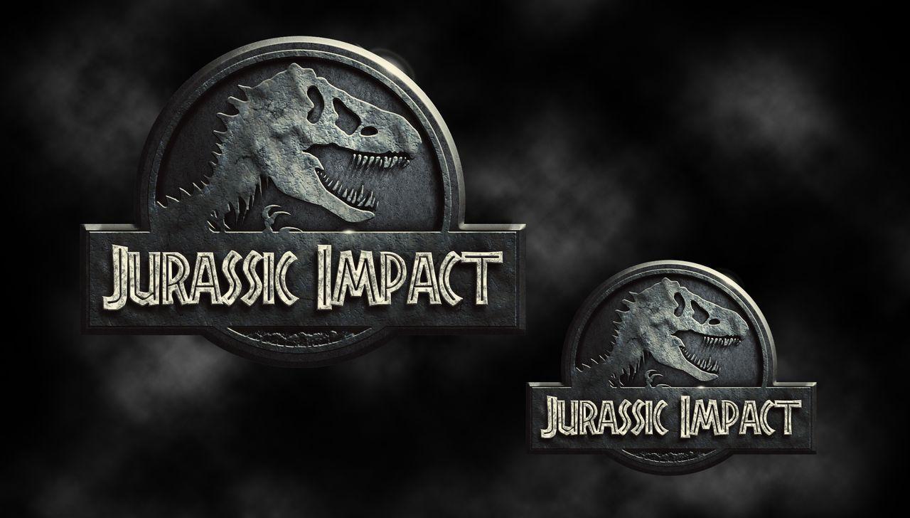 Logo Jurassic Impact
