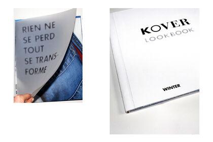 Lookbook pour une marque de vêtement