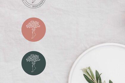 Déclinaisons du logo NaturoJu