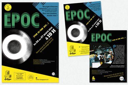 Spectacle EPOC, F. Jessua