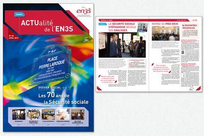 ACTUalité de l'EN3S