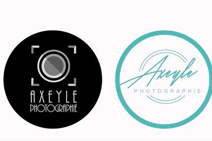 Refonte du logo pour Axeyle Photographie