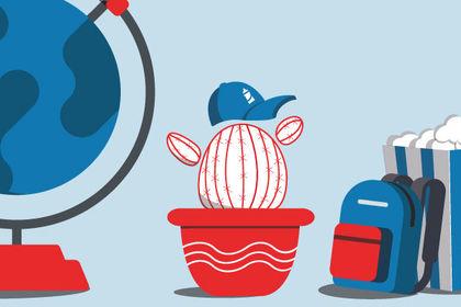 Déclinaison mascotte webinaire pour Keepeek