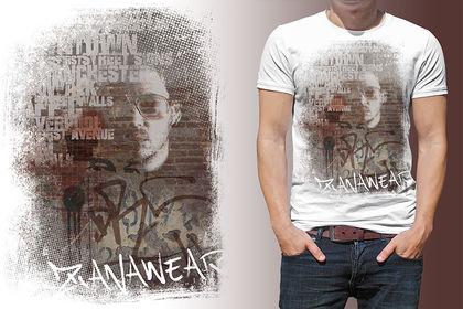 Visuels Textile Homme Streetwear