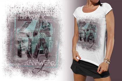 Visuels Textile Femme Streetwear